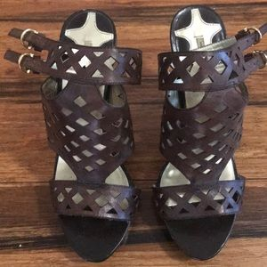 """Maxstudio """"frances"""" heels"""